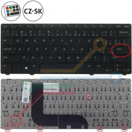 Dell Inspiron 13Z 5323 Klávesnice pro notebook - CZ / SK + zprostředkování servisu v ČR