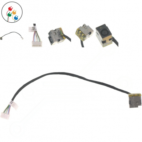 HP 630 Napájecí konektor - dc jack pro notebook - s připojovacím kabelem + zprostředkování servisu v ČR