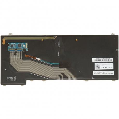 Dell Latitude E5440 Klávesnice pro notebook - anglická - UK + zprostředkování servisu v ČR