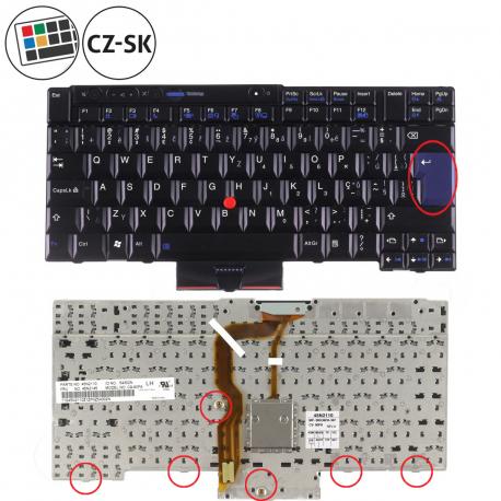 Lenovo ThinkPad T510 Klávesnice pro notebook - CZ/BR + doprava zdarma + zprostředkování servisu v ČR