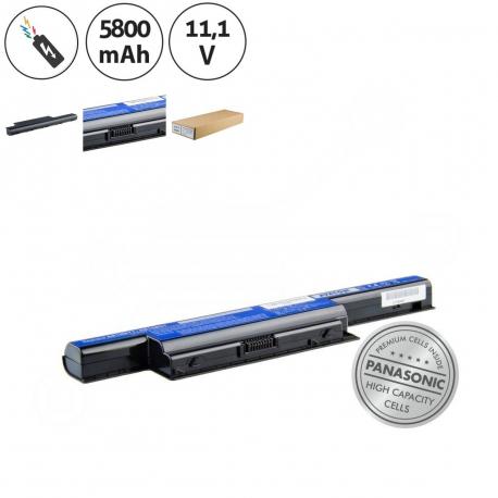 EMACHINES 31CR19/65-2 Baterie pro notebook - 5800mAh 6 článků + doprava zdarma + zprostředkování servisu v ČR
