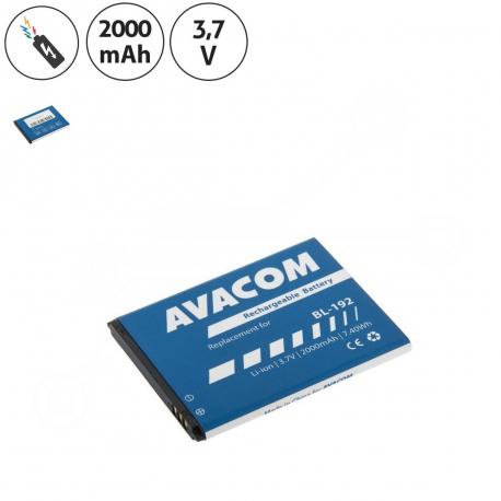 Lenovo A750 Baterie pro mobilní telefon - 2000mAh + zprostředkování servisu v ČR