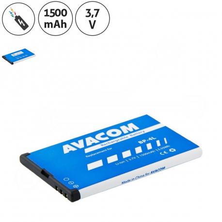 Nokia e6-00 Baterie pro mobilní telefon - 1500mAh + zprostředkování servisu v ČR