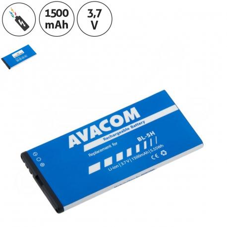 Nokia RM-974 Baterie pro mobilní telefon - 1500mAh + zprostředkování servisu v ČR