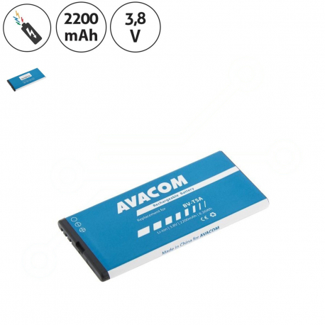 Nokia RM-1039 Baterie pro mobilní telefon - 2200mAh + zprostředkování servisu v ČR