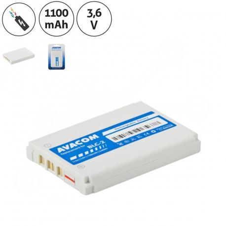 Nokia 3320 Baterie pro mobilní telefon - 1100mAh + zprostředkování servisu v ČR