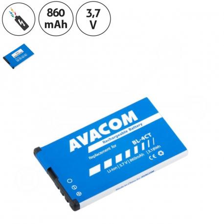 Nokia 6600 fold Baterie pro mobilní telefon - 860mAh + zprostředkování servisu v ČR