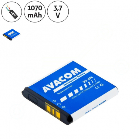 Nokia 6133 Baterie pro mobilní telefon + zprostředkování servisu v ČR