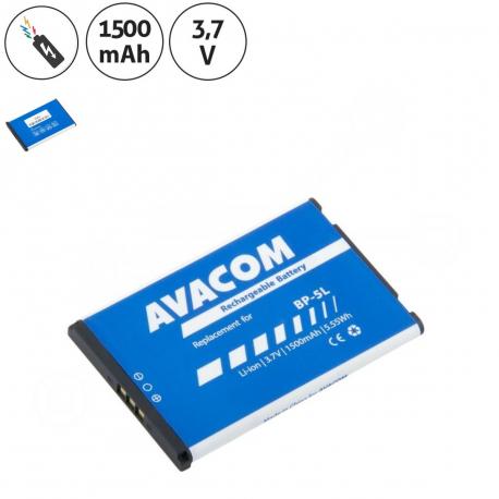 Nokia n800 Baterie pro mobilní telefon - 1500mAh + zprostředkování servisu v ČR