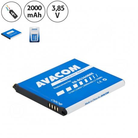 Samsung G360 Core Prime Duos Baterie pro mobilní telefon - 2000mAh + zprostředkování servisu v ČR