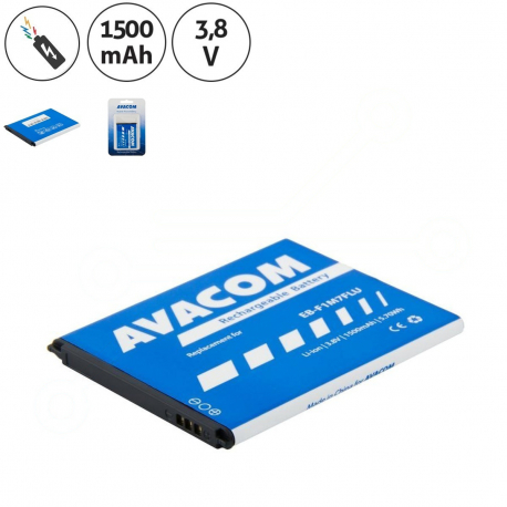 Samsung I8200 Galaxy S3 Mini Baterie pro mobilní telefon - 1500mAh + zprostředkování servisu v ČR