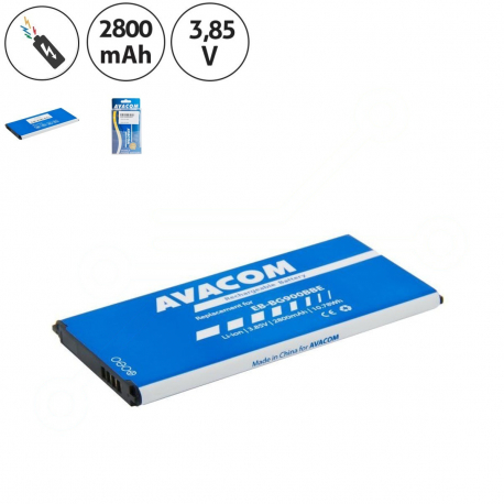 Samsung NP-SM-G900F Baterie pro mobilní telefon - 2800mAh + zprostředkování servisu v ČR