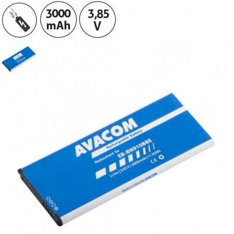 Samsung NP-N910F Galaxy Note 4 Baterie pro mobilní telefon - 3000mAh + zprostředkování servisu v ČR