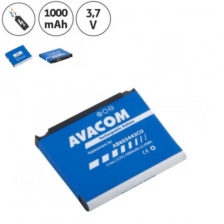 Samsung NP-M8910 Baterie pro mobilní telefon - 1000mAh + zprostředkování servisu v ČR