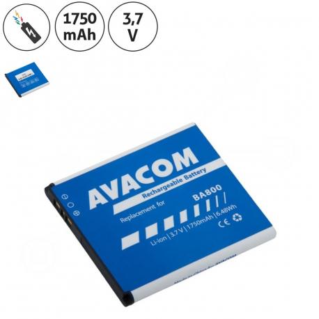 Sony Ericsson ARC HD Baterie pro mobilní telefon - 1750mAh + zprostředkování servisu v ČR