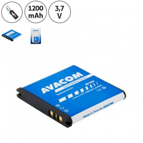 Sony Ericsson u5i Baterie pro mobilní telefon - 1200mAh + zprostředkování servisu v ČR