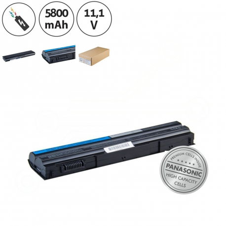 Dell Latitude E5420 ATG Baterie pro notebook - 5800mAh 6 článků + doprava zdarma + zprostředkování servisu v ČR