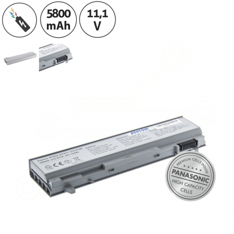 Dell Latitude e6400 xfr Baterie pro notebook - 5800mAh + doprava zdarma + zprostředkování servisu v ČR
