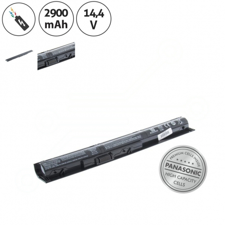 HP ENVY 14-u290la Baterie pro notebook - 2900mAh + doprava zdarma + zprostředkování servisu v ČR