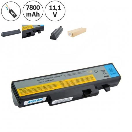 Lenovo IdeaPad Y560 Baterie pro notebook - 7800mAh 9 článků + doprava zdarma + zprostředkování servisu v ČR