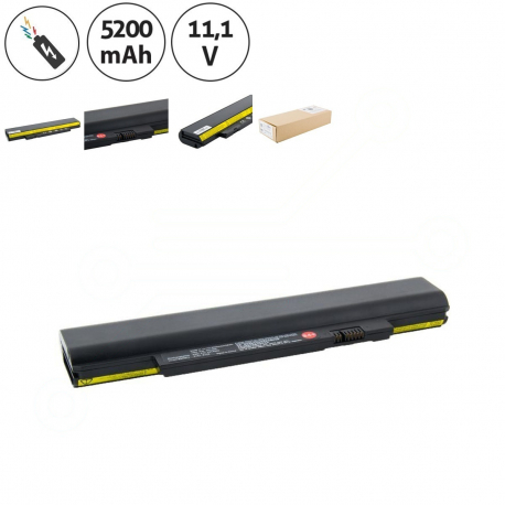 Lenovo ThinkPad Edge X131E Baterie pro notebook - 5200mAh + doprava zdarma + zprostředkování servisu v ČR