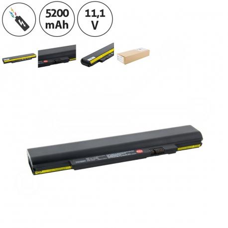 Lenovo ThinkPad X121e Baterie pro notebook - 5200mAh + doprava zdarma + zprostředkování servisu v ČR