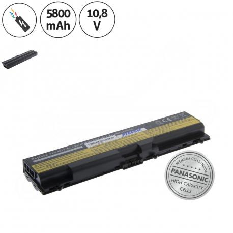Lenovo ThinkPad T510 Baterie pro notebook - 5800mAh + doprava zdarma + zprostředkování servisu v ČR