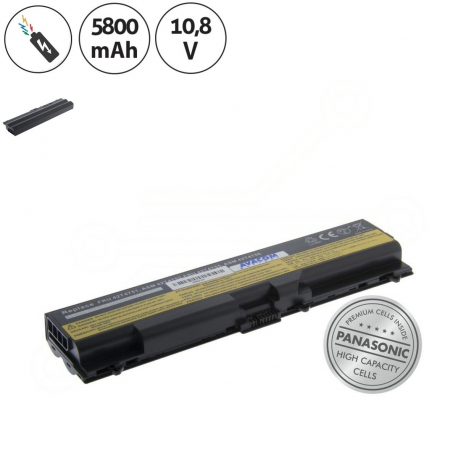 Lenovo ThinkPad L520 5016-67x Baterie pro notebook - 5800mAh + doprava zdarma + zprostředkování servisu v ČR