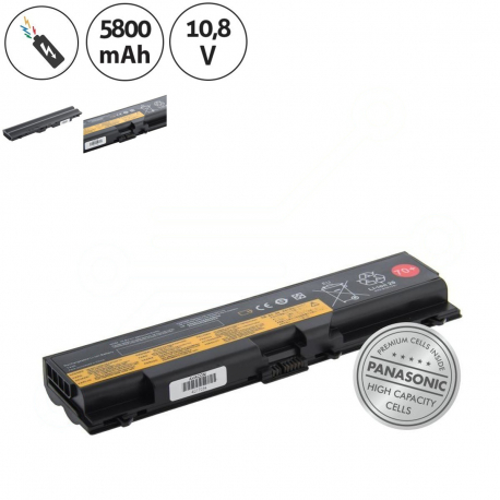 Lenovo ThinkPad Edge E420 1167-cto Baterie pro notebook - 5800mAh + doprava zdarma + zprostředkování servisu v ČR