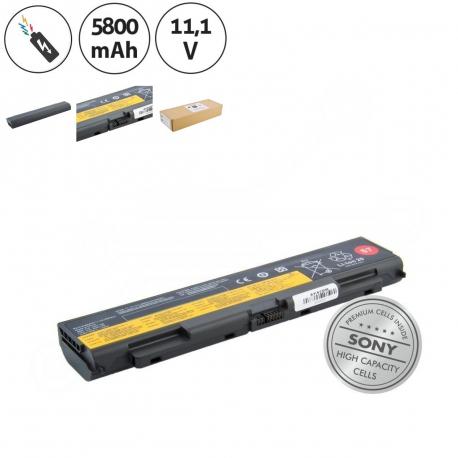 Lenovo ThinkPad T440p Baterie pro notebook - 5800mAh + doprava zdarma + zprostředkování servisu v ČR