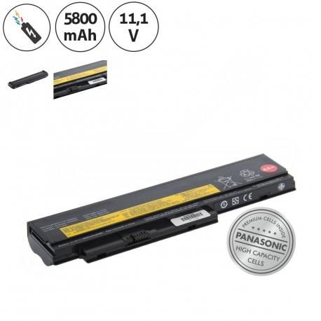 Lenovo ThinkPad X230 Hybrid Baterie pro notebook - 5800mAh 6 článků + doprava zdarma + zprostředkování servisu v ČR