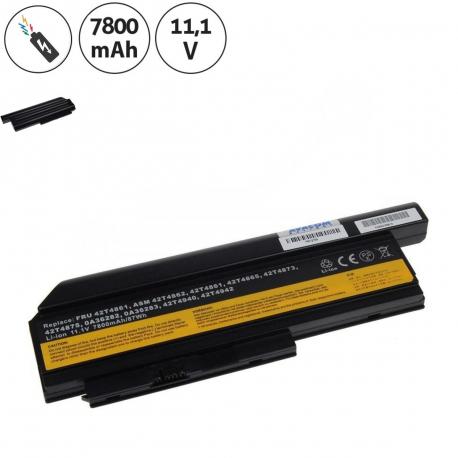 Lenovo ThinkPad X220 Baterie pro notebook - 7800mAh + doprava zdarma + zprostředkování servisu v ČR