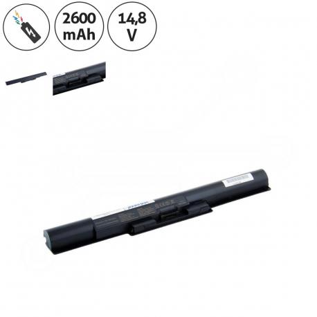 Sony Vaio Fit 15E Baterie pro notebook - 2600mAh 4 články + doprava zdarma + zprostředkování servisu v ČR