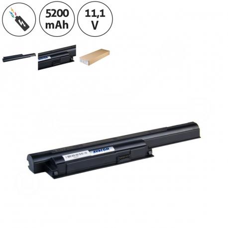 Sony Vaio VPC-EH1E1E Baterie pro notebook - 5200mAh + doprava zdarma + zprostředkování servisu v ČR