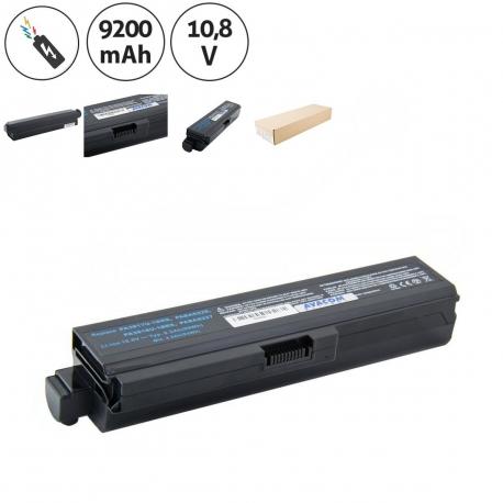 Toshiba Satellite l750-16l Baterie pro notebook - 9200mAh + doprava zdarma + zprostředkování servisu v ČR
