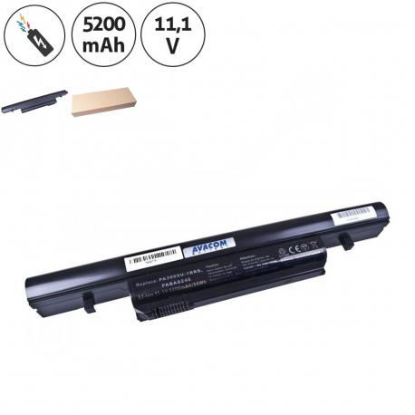 Toshiba Satellite R850-10H Baterie pro notebook - 5200mAh + doprava zdarma + zprostředkování servisu v ČR
