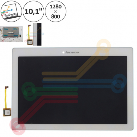 VWLS848 Displej s dotykovým sklem pro tablet + doprava zdarma + zprostředkování servisu v ČR