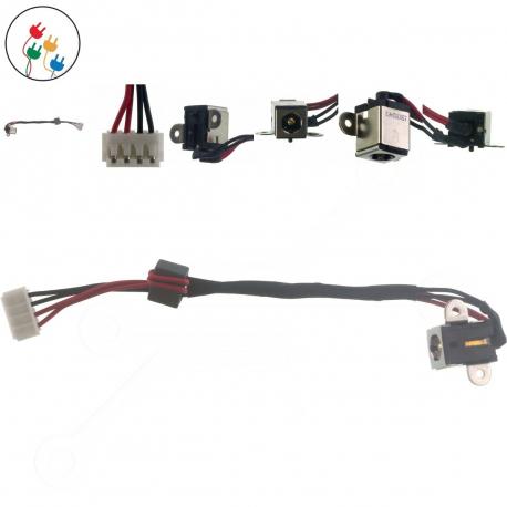 Lenovo IdeaPad Y500-9541 Napájecí konektor - dc jack pro notebook - 4 piny s připojovacím kabelem + zprostředkování servisu v ČR