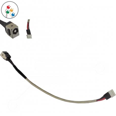 Lenovo IdeaPad Z370 Napájecí konektor - dc jack pro notebook - 5 pinů s připojovacím kabelem + zprostředkování servisu v ČR
