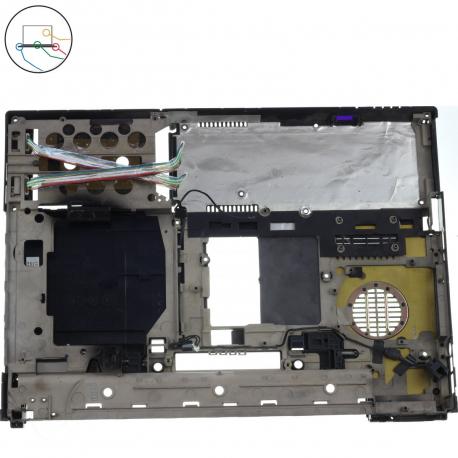 HP Compaq nx Spodní vana pro notebook + zprostředkování servisu v ČR