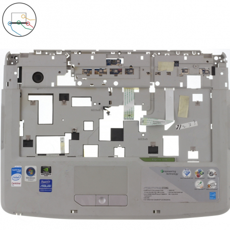 Acer Aspire 5715Z Opěrka rukou pro notebook + zprostředkování servisu v ČR