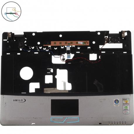 Fujitsu Siemens AMILO Pi 2550 Opěrka rukou pro notebook + zprostředkování servisu v ČR