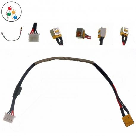 Acer Aspire 8920 Napájecí konektor - dc jack pro notebook - 4 piny s připojovacím kabelem + zprostředkování servisu v ČR
