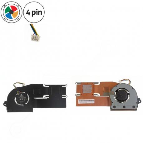 Asus VivoBook X202E Ventilátor s chladičem pro notebook + zprostředkování servisu v ČR