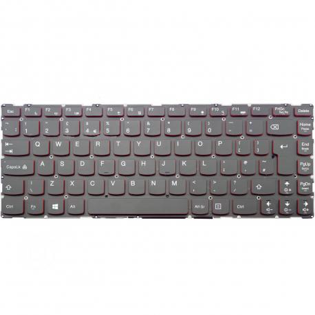 Lenovo Y40-80-IFI(H) Klávesnice pro notebook - anglická - UK + zprostředkování servisu v ČR
