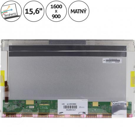 Samsung NP600B5B Displej pro notebook - 1600 x 900 HD+ 15,6 + doprava zdarma + zprostředkování servisu v ČR