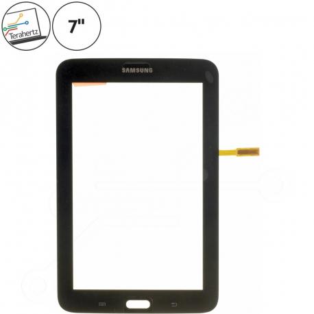 Samsung Galaxy Tab 3 Lite SM-T110 Dotykové sklo pro tablet - 7 černá + zprostředkování servisu v ČR