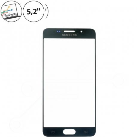 Samsung Galaxy A5 2016 SM-A510F Dotykové sklo pro mobilní telefon - 5,2 černá + zprostředkování servisu v ČR
