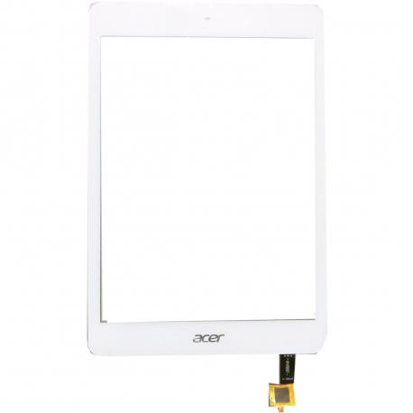 Acer Iconia A1-830 A1311 Dotykové sklo pro tablet - 7,9 bílá + zprostředkování servisu v ČR