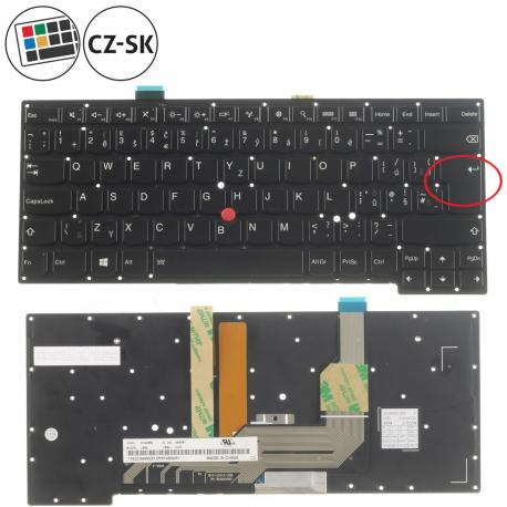 Lenovo ThinkPad S431 Klávesnice pro notebook - CZ / SK + doprava zdarma + zprostředkování servisu v ČR